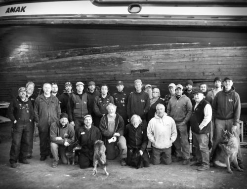 Port Townsend Shipwrights Co-op Crew