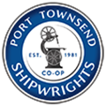 Port Townsend Shipwrights Co-Op Logo
